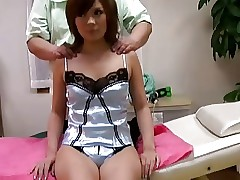 Japanese Prudish Chick gets a..