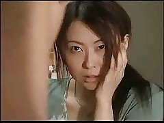 Japanese Housewife Enjoys A..