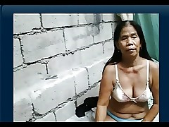 55yr ancient Filipina Granny..