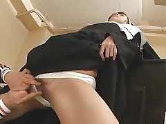 Japanese Nun is Fucked..