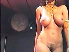comely indian stripper