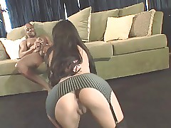 Lucy Lee Takes BBC (Anal)