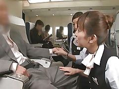 Handjob Airline SP - Making..