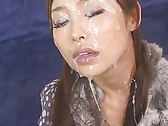Supercute Bukkake Girl! hard by..