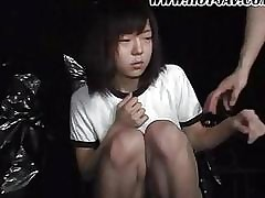Asian teen probingly 1