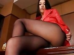 Asian pantyhose sexual..