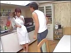 Young Asian Housewife Fucked
