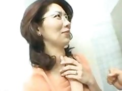 Japanese Milf Fucked Just about..