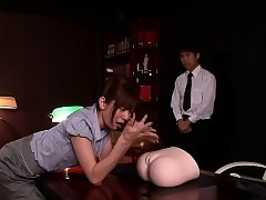 Asian meeting squirting back..