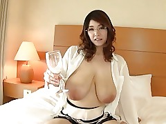 Mio Sakuragi-Breast milk tipple..