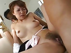 Japanese milf has puristic..