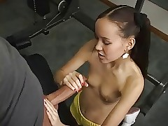 Asian sweeping strokes a tricky..