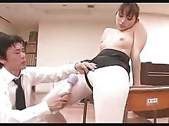 Squirting foreigner ballet..