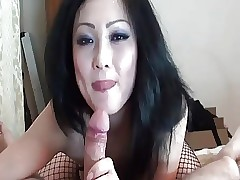 Asian gf bj with the addition..