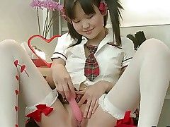 Asian Teen Strip, Threads &..