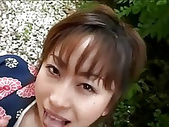 Asian Unshaded gets Fucked..
