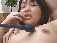 japanese cutie gets DP