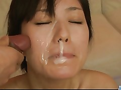 X-rated milf Manami Komukai..