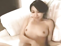 Cute Asian GF Sextape