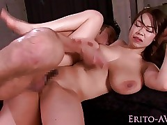 Bigtitted nippon incise..
