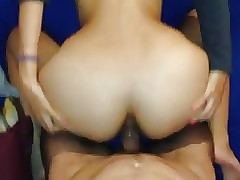 Asian Layman Pussy + Anal