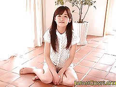 Japanese teen pussylicked in..
