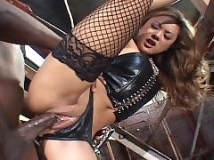 Kaylani Lei Asian interracial..