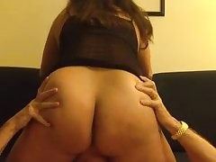 Adult asian gets pussy trample..
