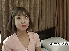 Korean skirt gets fucked hard..