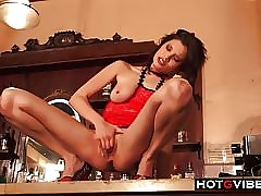 Asian Explicit Squirting with..