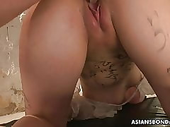 Asian infant pledged coupled..