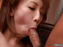 Asian complain cumming..